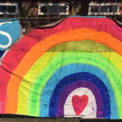 Camsbourne rainbow