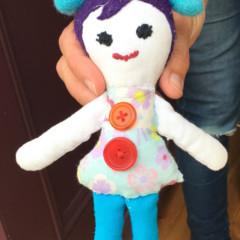 Doll Ros, Juno aged 8