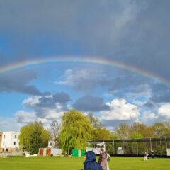 rainbow Sally B